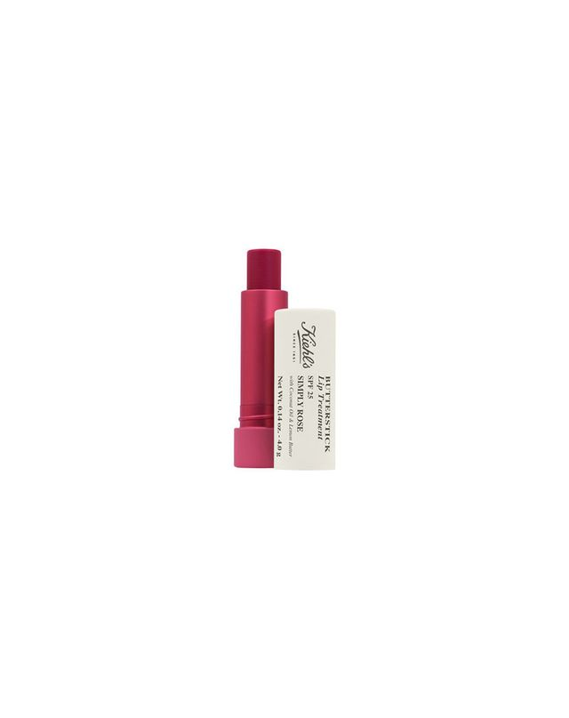 Kiehl's Butterstick Lip Treatment in Simply Rose