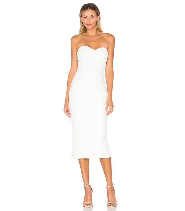 Misha Collection Byanca Quilted Dress