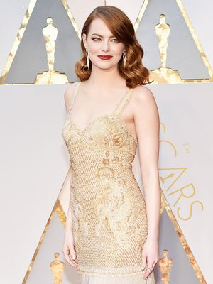 Did You Catch the Significant Detail on Emma Stone's Oscars Look?