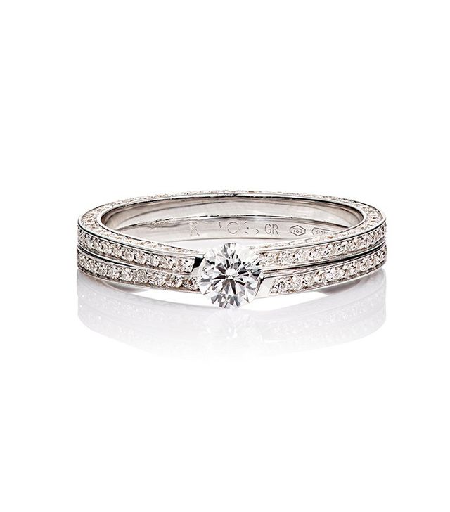 repossi 2 row antifer ring - How Much Should I Spend On A Wedding Ring