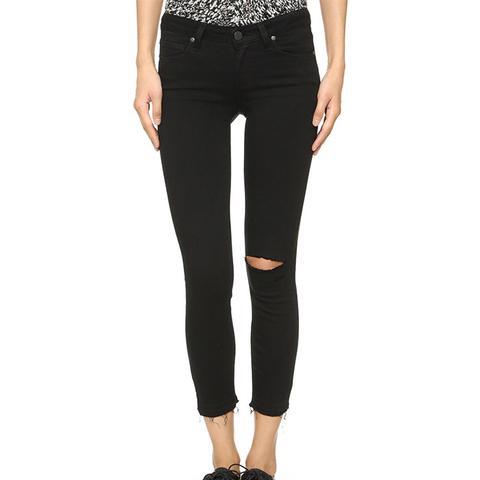 Verdugo Crop Skinny Jeans