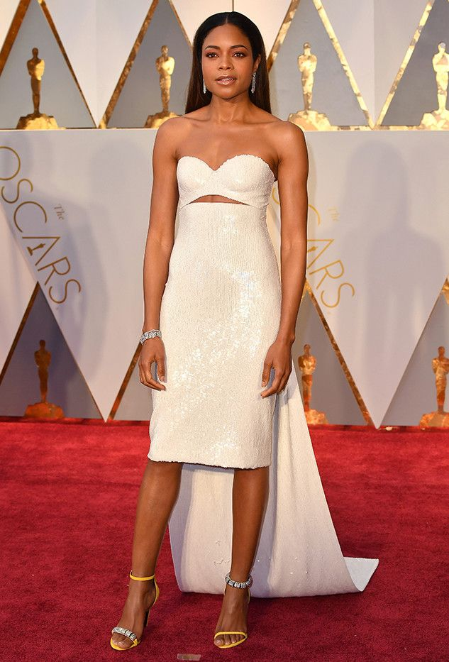 Naomie Harris Best Dressed On The Red Carpet