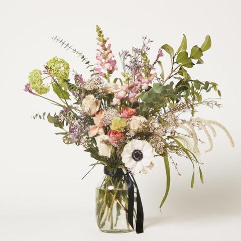 'Mama Didn't Raise no Fool' bouquet