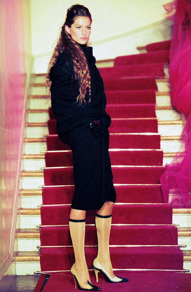 Paris Fashion Week 1990s