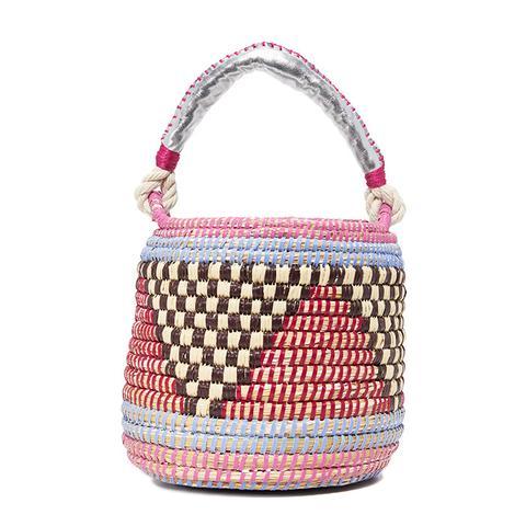 Home Basket Bag