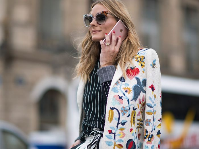 The Classic Trainers Olivia Palermo Has Been Wearing for Years