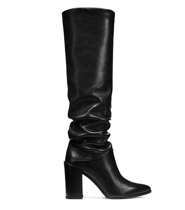 Stuart Weitzman Shrunchy Boots