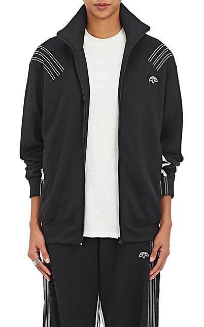 Adidas x Alexander Wang Jersey Track Jacket