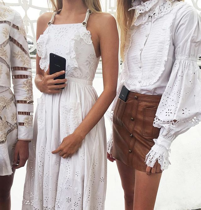 From denim to whimsical dresses, the range of products offered at Aje seems endless—in a good way. Although we are crushing hard on the white eyelet dress in the image above, this reworked...