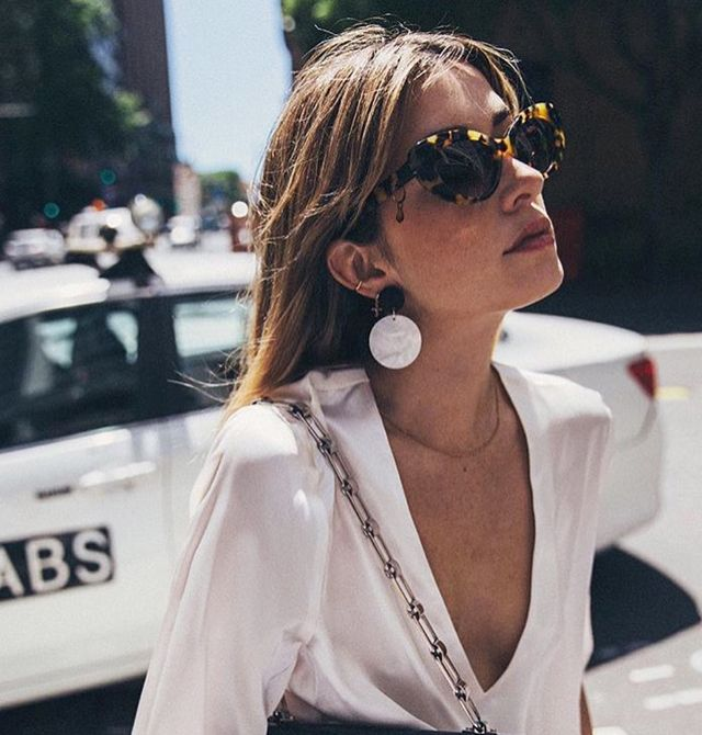 If you are in need of statement sunglasses, you're in luck because Samantha Stevenson and Edward Baker of Pared Eyewear have created sunglasses literally made for the fashion girl at heart....