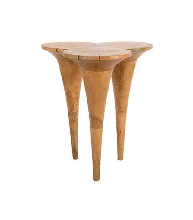 Phillips Collection Butterfly Bar Table Wood