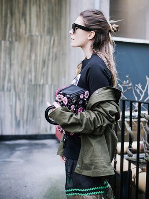 Rebel Yell: How to Style the Cool-Girl Trend of the Season