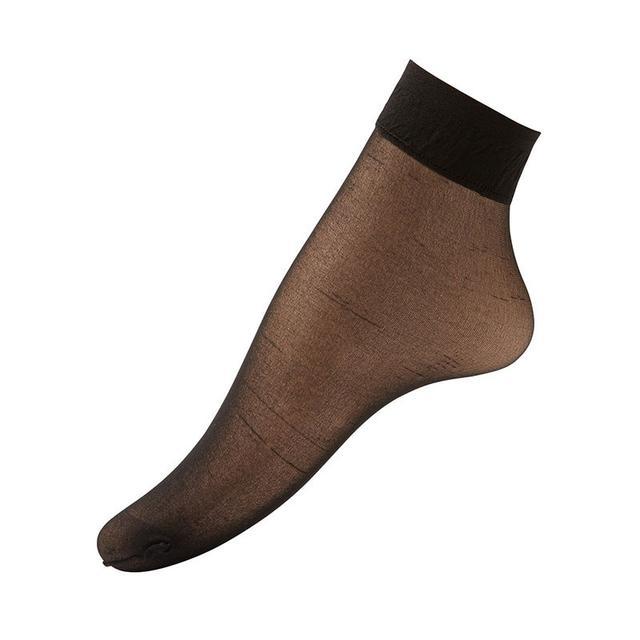 Sportsgirl Kendall Sheer Crew Sock