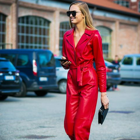Colour That Suits All Skin Tones: Romee Strijd