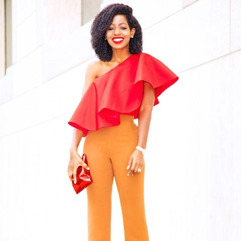 Colour That Suits All Skin Tones: Folake of Style Pantry