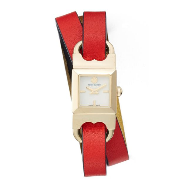 Tory Burch Double T Link