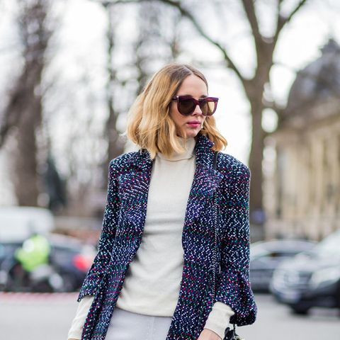 All the Best Street Style From Paris Fashion Week
