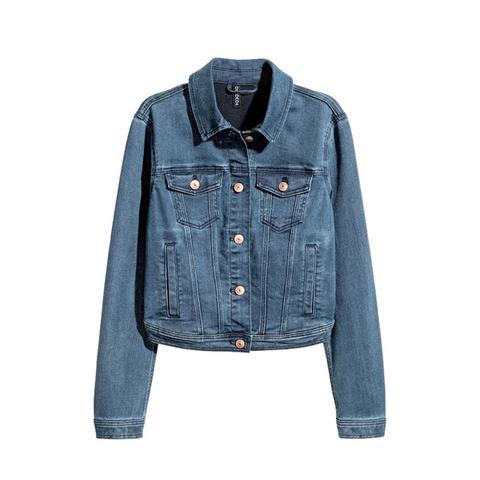 Superstretch Denim Jacket