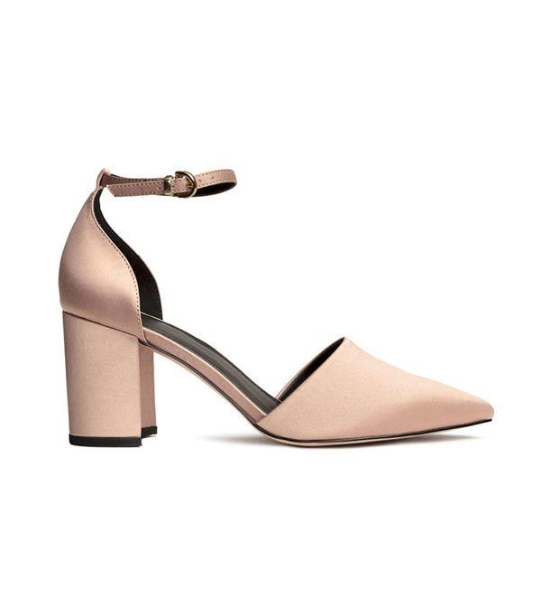 H&M Open-Sided Pumps
