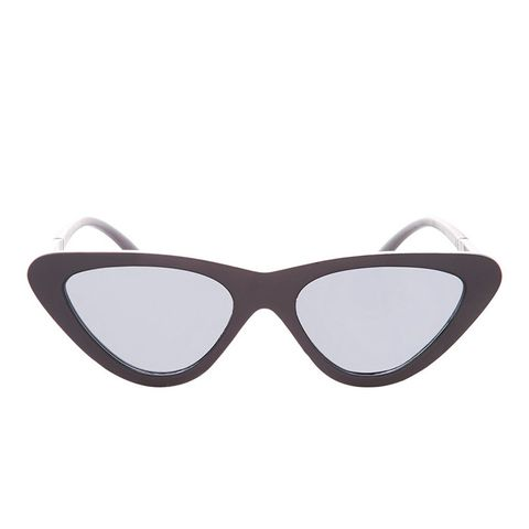 '90s Pointy Polly Cateye Sunglasses