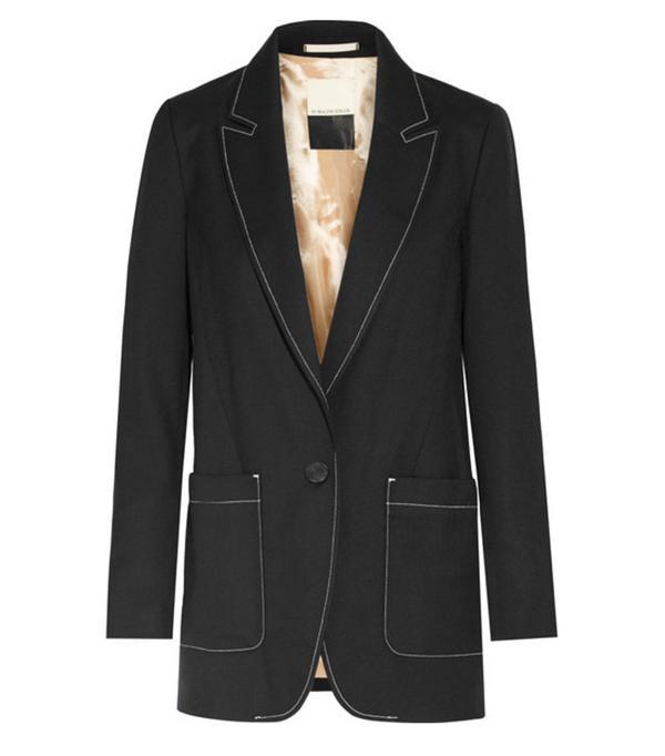 How to Wear Dr. Martens: Black Blazer