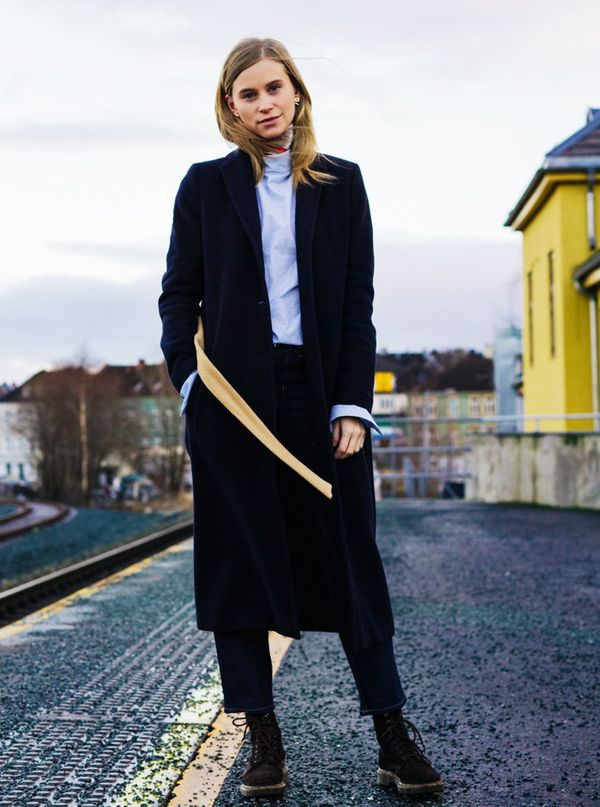 How to Wear Dr. Martens: Tine Andrea
