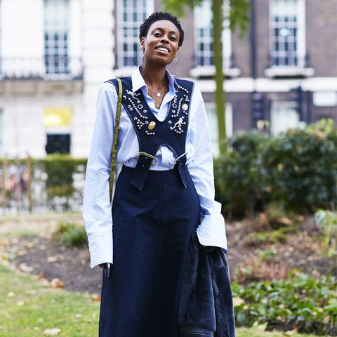 How to Wear Dr. Martens: Donna Wallace