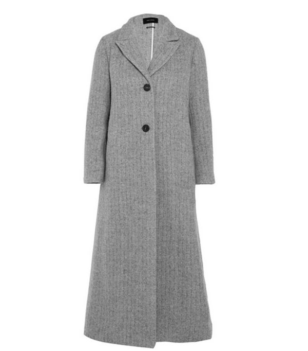 How to Wear Dr. Martens: Grey Coat