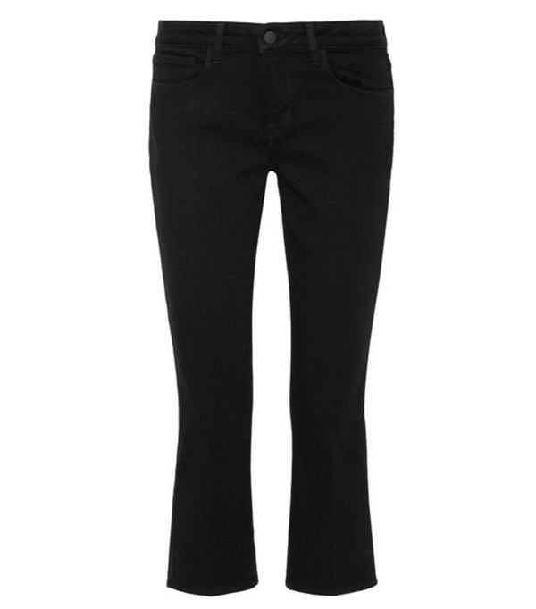 How to Wear Dr. Martens: Cropped Jeans
