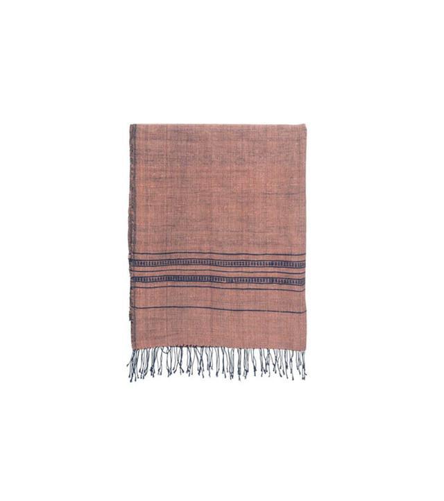 The Little Market Indigo Bath Towel