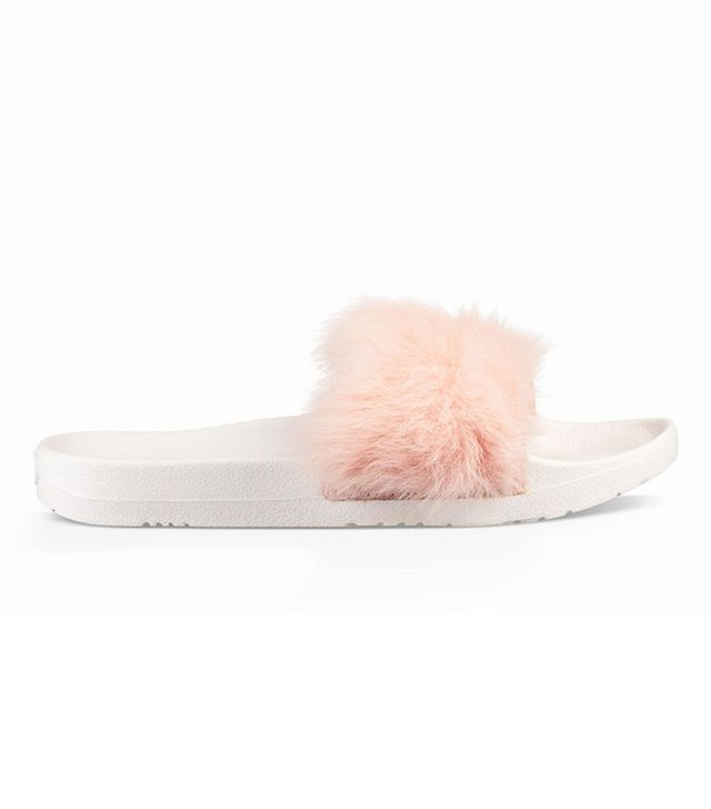 Ugg Royale Sandals in Baby Pink
