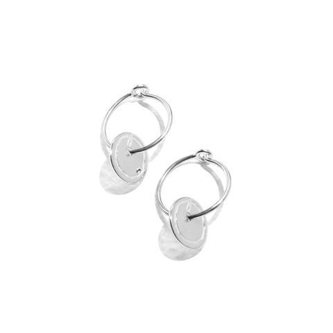 Charming Hoop Earrings