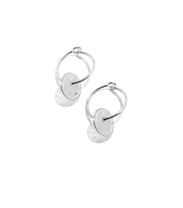 & Other Stories Charming Hoop Earrings