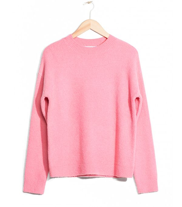 & Other Stories Knit Sweater