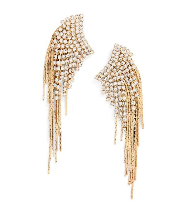 Tasha Fringe Duster Earrings