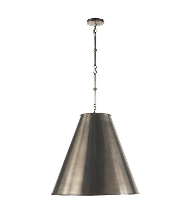 Thomas O'Brien Goodman Large Hanging Lamp