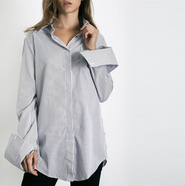 Anna Quan Accent Shirt