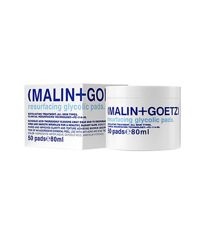 Resurfacing Glycolic Pads by Malin + Goetz