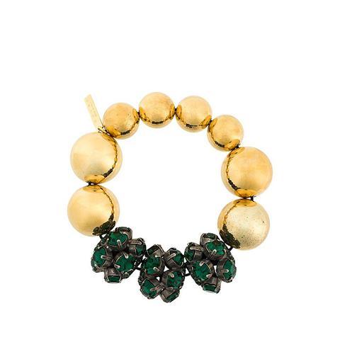 Embellished Cluster Bracelet