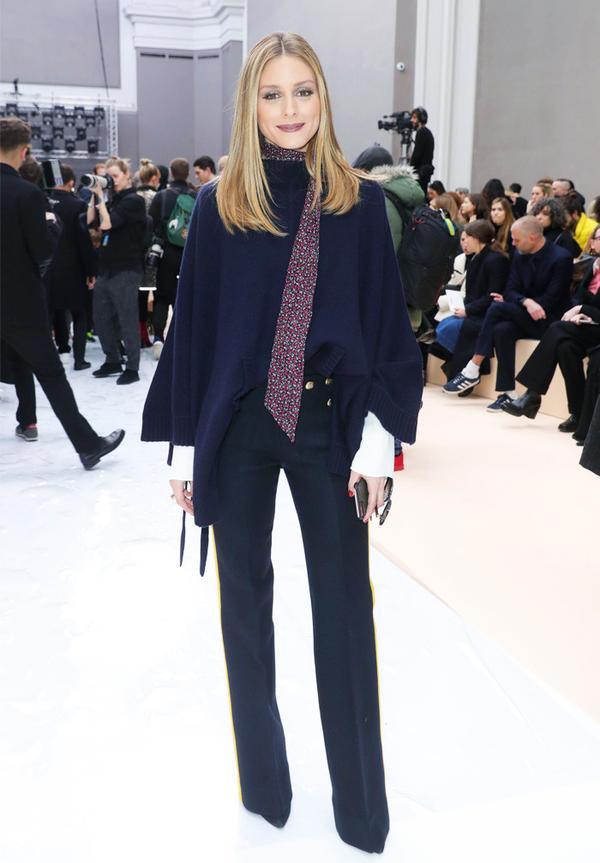 Paris Fashion Week front row February 2017: Olivia Palermo at Chloe
