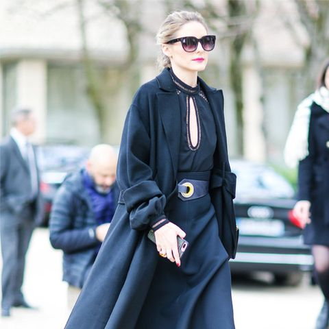 Paris Fashion Week front row February 2017: Olivia Palermo at Dior