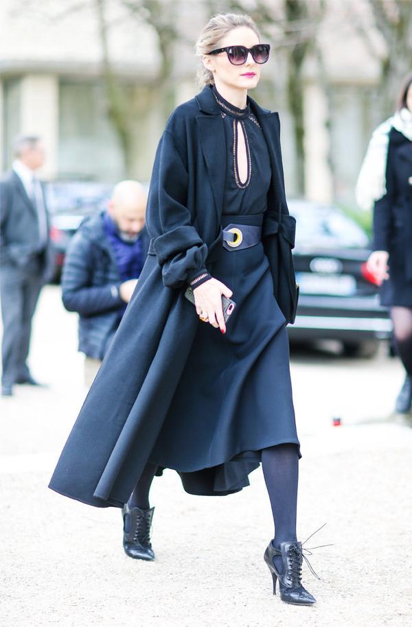 Paris Fashion Week front row February 2017: Olivia Palermo at Dior