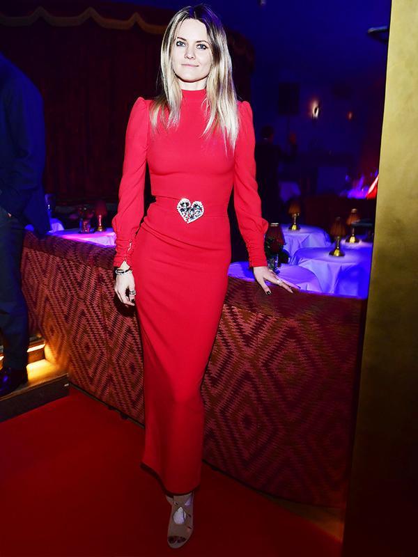 Paris Fashion Week front row February 2017: Ekaterina Mukhina