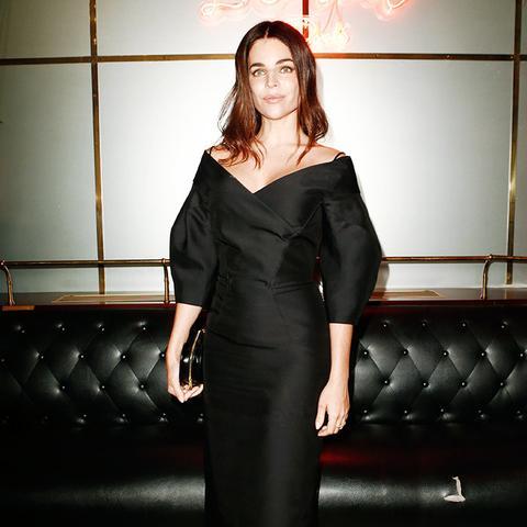 Paris Fashion Week front row February 2017: Julia Restoin Roitfeld