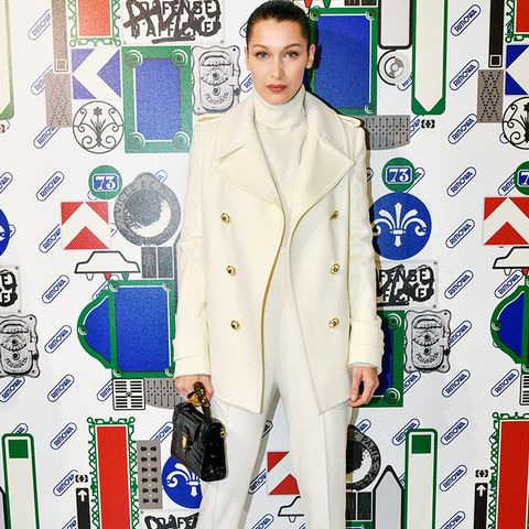 The 26 Best Front-Row Looks From Paris Fashion Week