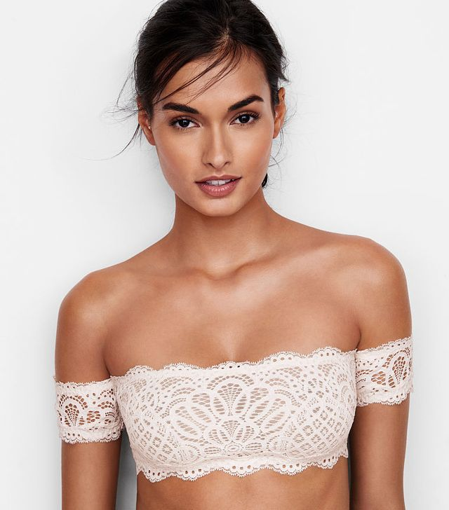 Victoria's Secret Off-the-shoulder Bralette