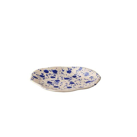 Speckled Plate