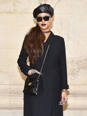 See What Rihanna, Olivia Palermo, the Moss Sisters, and More Wore to Dior