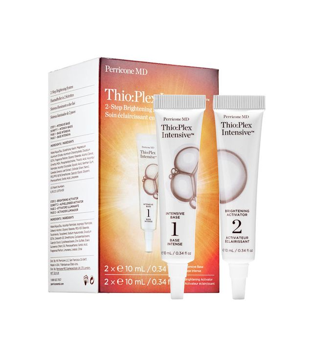 How to get flawless skin: Perricone MD Thio-Plex Intensive
