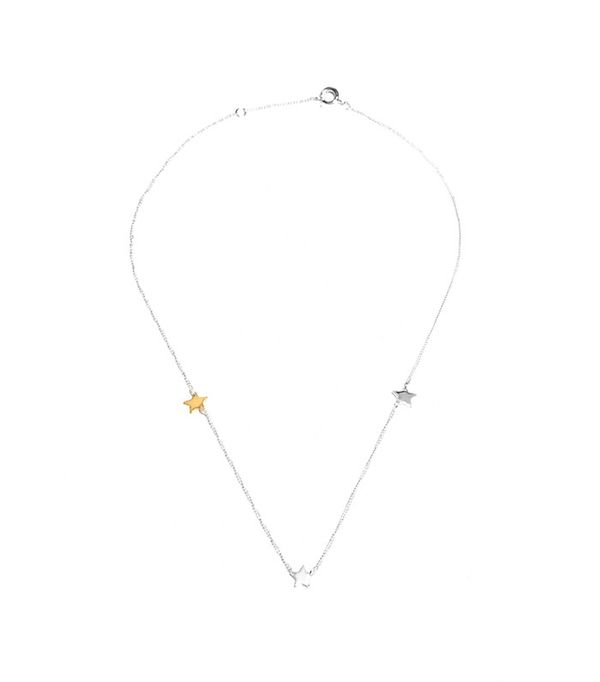 Best Jewelry For The Festival Season & Other Stories Rodarte Sterling Silver Star Necklace